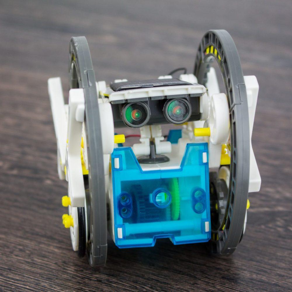 Конструктор робот 14в1 4