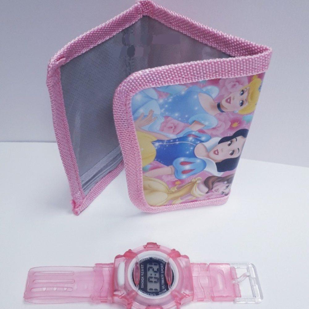 Часы и кошелек 1