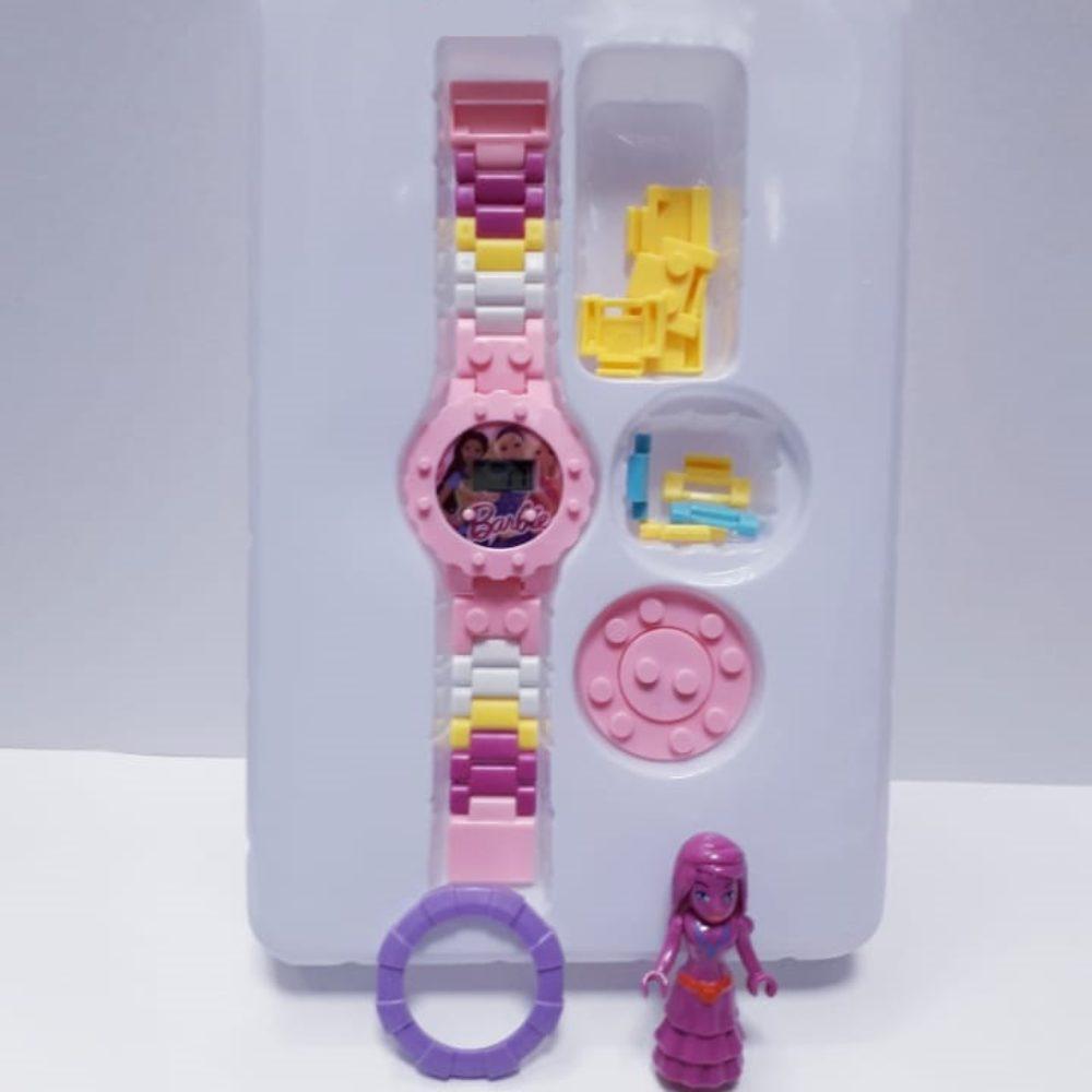 Часы лего 6