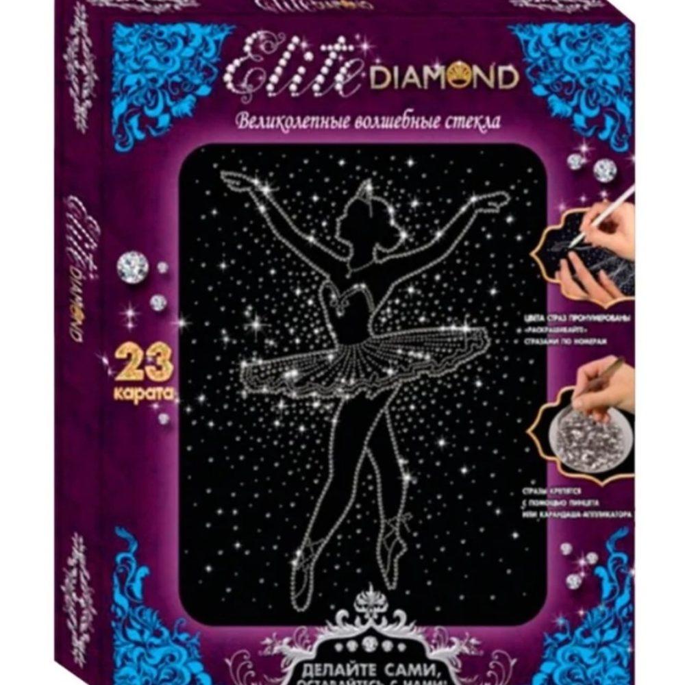 Алмазная мозаика Elite Diamond