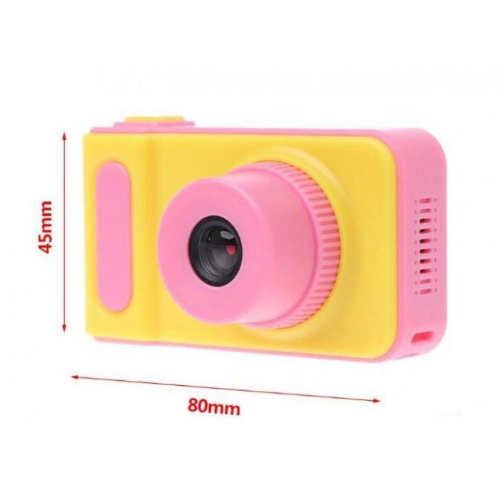 Детский фотоаппарат Kids Camera Summer 2