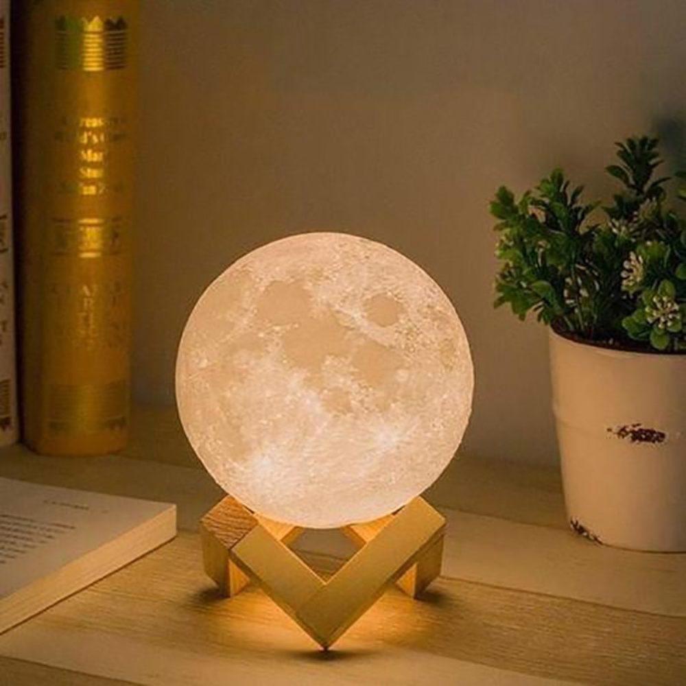 Ночник луна1