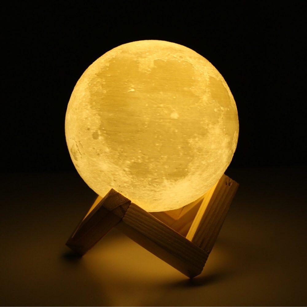 Ночник луна2