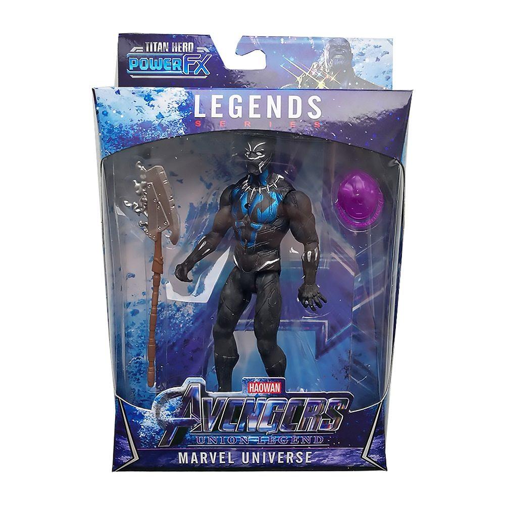 Супер герои Marvel Черная пантера